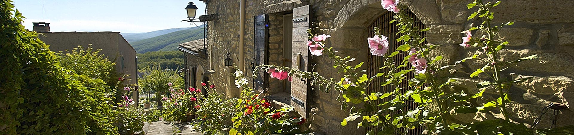 Maison de village achat et vente Luberon