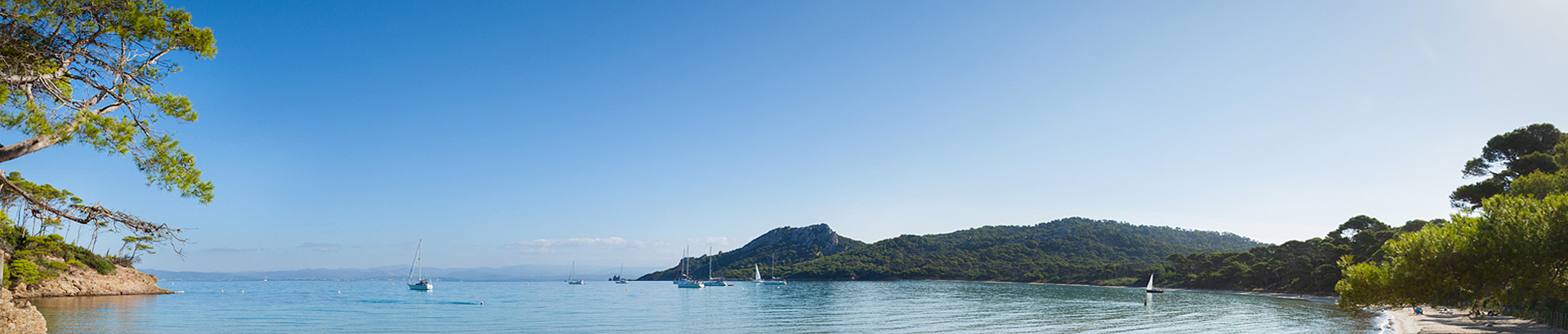 Bord de mer Toulon - Carqueiranne