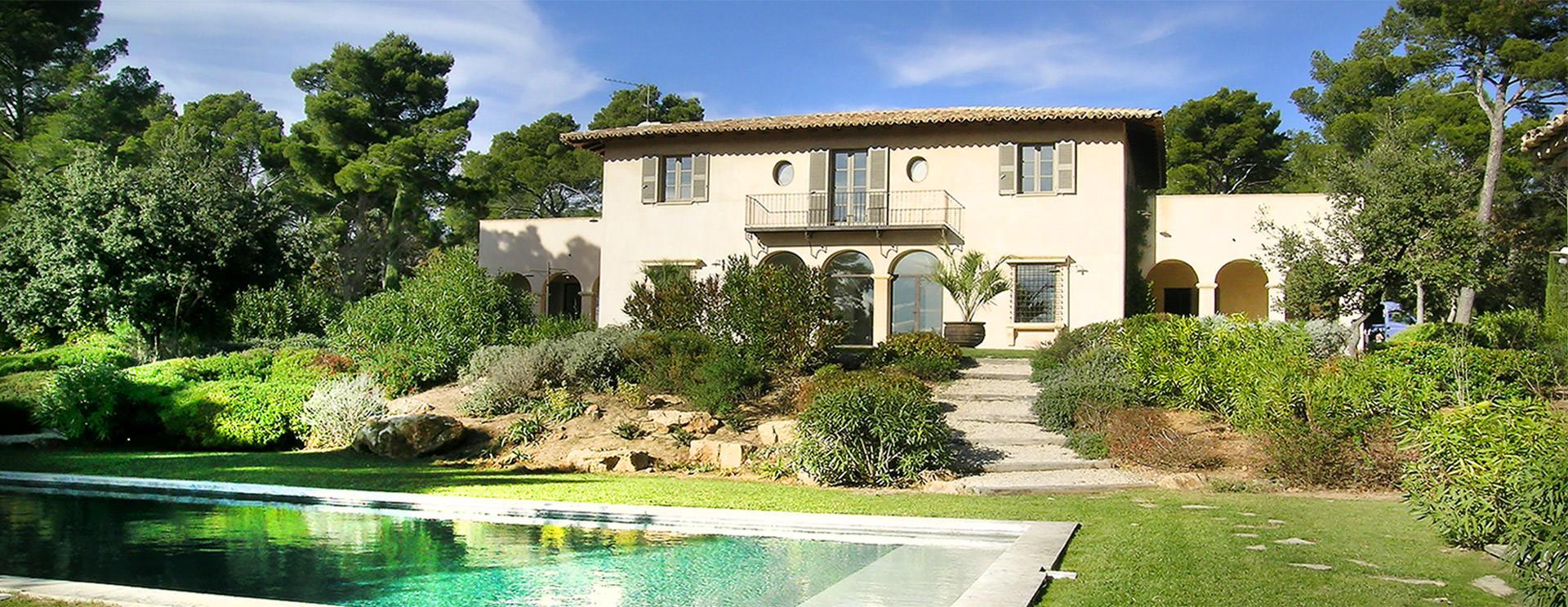 Immobilier aix en provence propri t s mas bastides for Aix en provence location maison