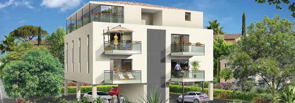 Appartement neuf Six four les plages