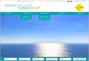 Photos Bienvenue sur le nouveau site internet de AGENCE COULANGE CIOTAT GESTION