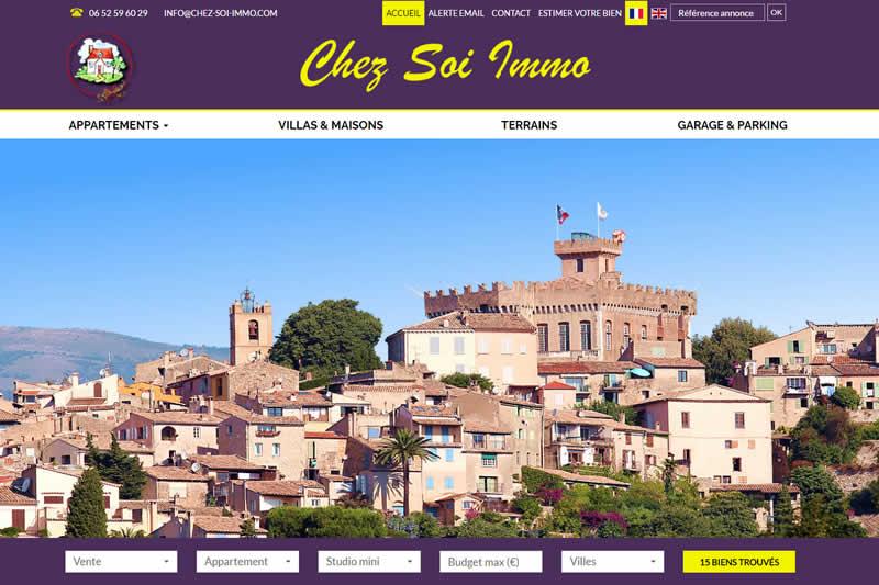 Photos Bienvenue sur le nouveau site de Chez Soi Immo