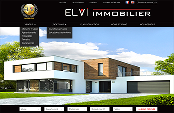 Photos Bienvenue sur le nouveau site internet de ELVI IMMOBILIER