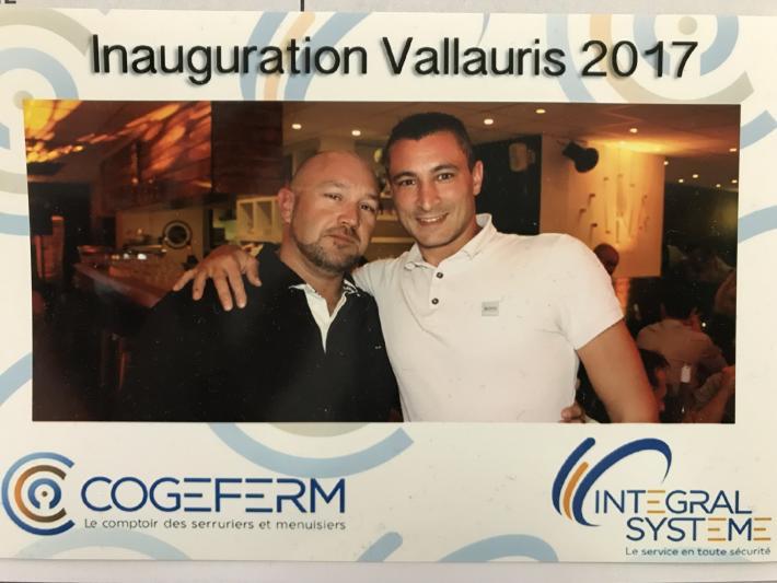 Photos Inauguration des locaux Vendu par l'équipe Prestigimmo.fr en septembre 2017