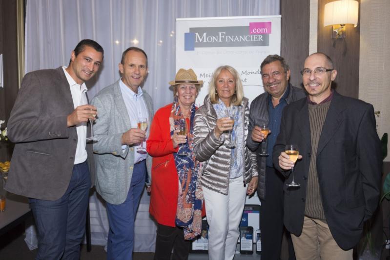 Photos Inauguration des Locaux Vendu Cannes Croisettes à Monfinancier